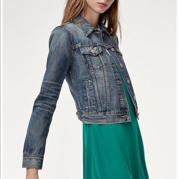 Aritzia Jackets & Blazers - Aritiza Talula 'Edo' Denim Jacket